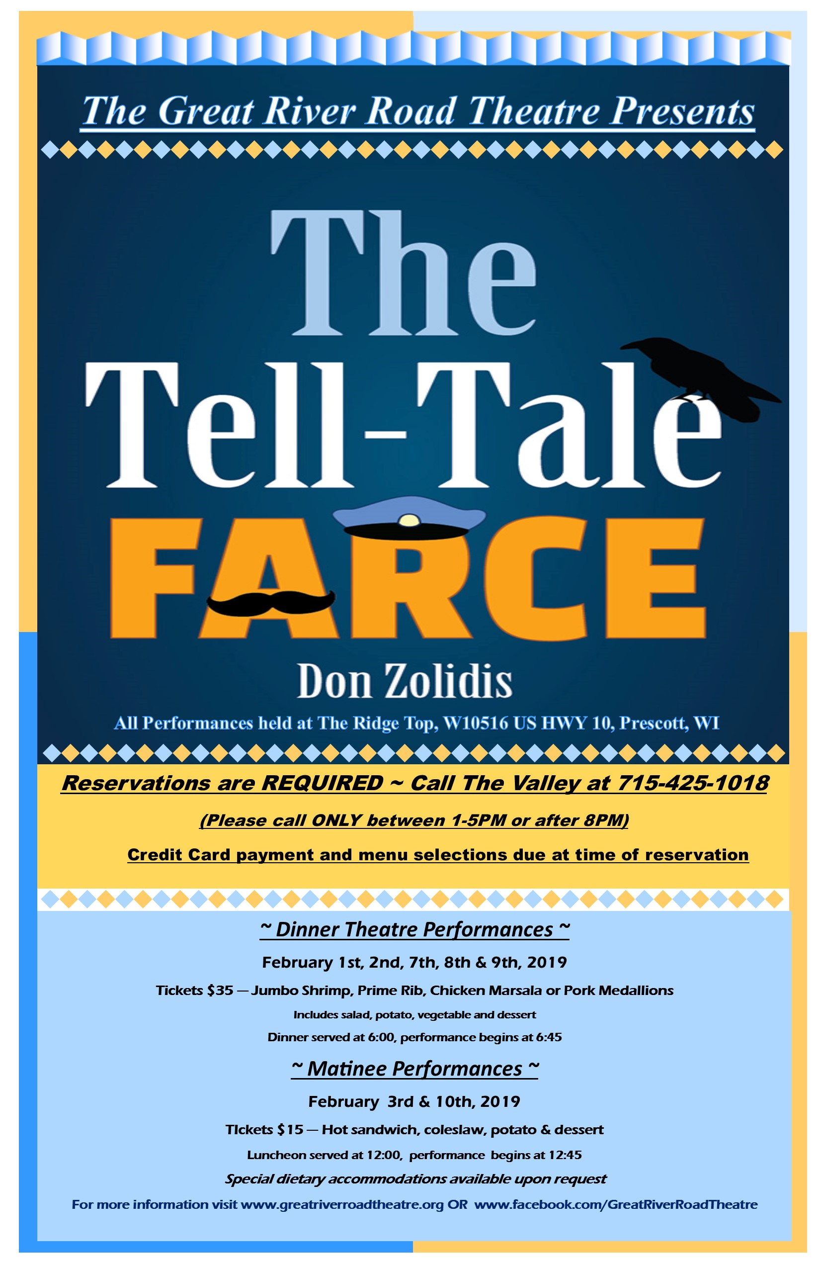 Tell-tale-farce